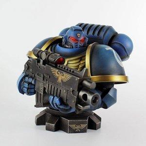 Warhammer 40K: Ultra Marine Primaris
