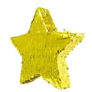 Étoile dorée -  Fête d'anniversaire