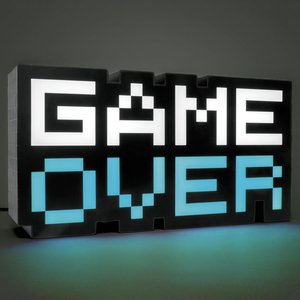Game Over: 8-Bit