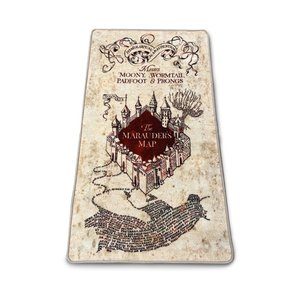 Harry Potter: Carte du maraudeur