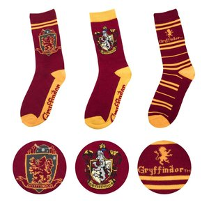 Harry Potter: Gryffindor (3 Paia)