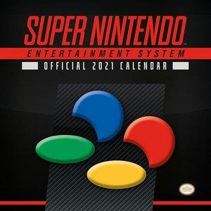 Super Nintendo: 2021