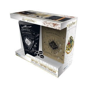 Harry Potter: Marauders Map (3er Set)