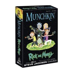 Rick and Morty: Munchkin - EN