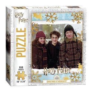 Harry Potter: Christmas at Hogwarts (550 Teile)