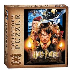Harry Potter à l'école des sorciers (550 Pièces)