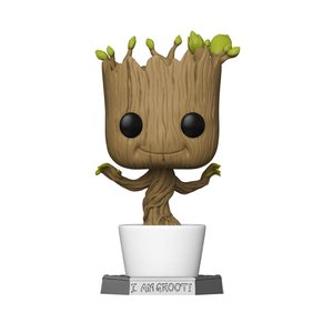 POP! - Guardians of the Galaxy: Dancing Groot - Super Oversized