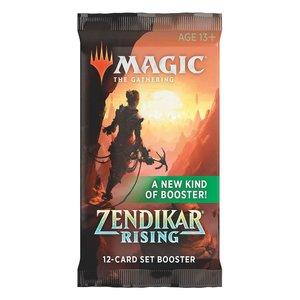 Magic the Gathering: Rinascita di Zendikar - Set-Booster - EN