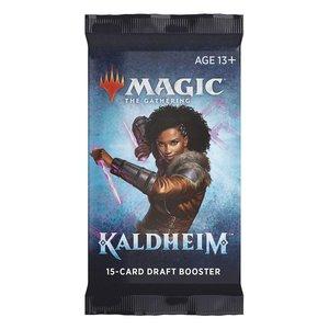 Magic the Gathering: Kaldheim - Draft-Booster - EN