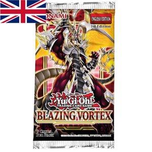 Yu-Gi-Oh! Blazing Vortex - Booster - EN