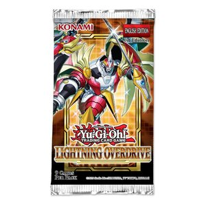Yu-Gi-Oh! Lightning Overdrive - Booster - EN