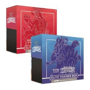 Pokémon: Sword & Shield - Elite-Trainer-Box - EN