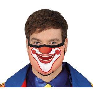 Mundschutz - Lachender Clown