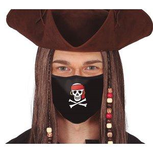 Mundschutz - Pirat Jack