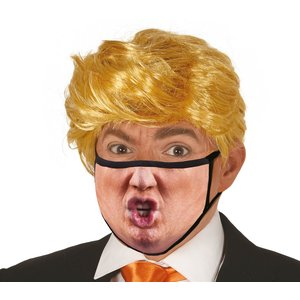 Mundschutz - Präsident Donald