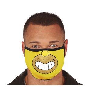 Mundschutz - TV-Star Homer