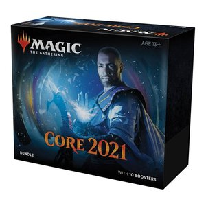 Magic the Gathering: Core 21 - Bundle - EN