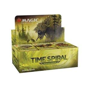 Magic the Gathering: Spirale Temporelle Remastered - Draft-Booster Display (36) - EN