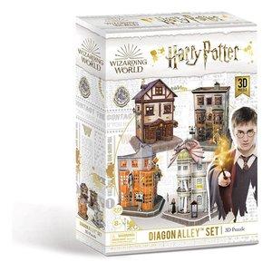 Harry Potter: Winkelgasse 3D (273 Teile) - Defekte Verpackung