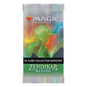 Magic the Gathering: Rinascita di Zendikar - Collector Booster Display - EN