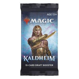 Magic the Gathering: Kaldheim - Draft-Booster Display - EN