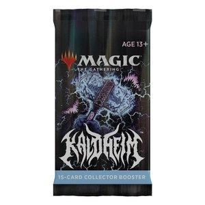 Magic the Gathering: Kaldheim - Collector-Booster Display - EN