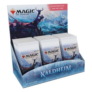 Magic the Gathering: Kaldheim - Set-Booster Display - EN