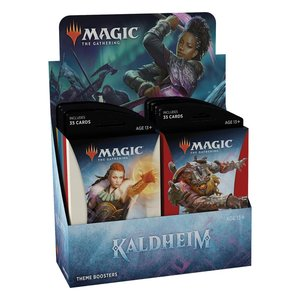 Magic the Gathering: Kaldheim - Themen-Booster Display - EN