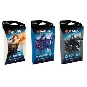 Magic the Gathering: Kaldheim - Booster Tematico Display - EN