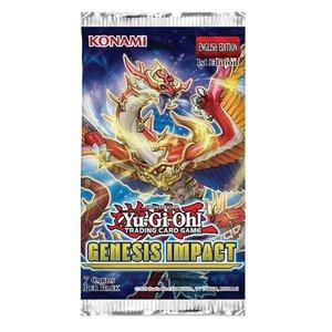 Yu-Gi-Oh! Genesis Impact - Booster Display - EN