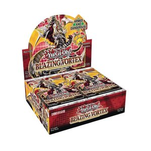 Yu-Gi-Oh! Blazing Vortex - Booster Display - EN