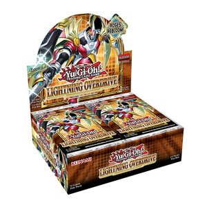 Yu-Gi-Oh! Lightning Overdrive - Booster Display - EN