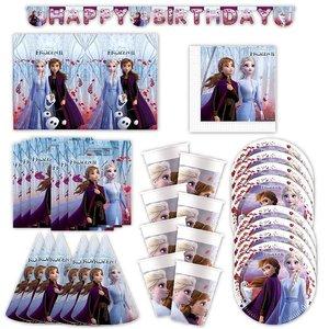 Frozen 2: Geburtstags-Box für 6 Kinder