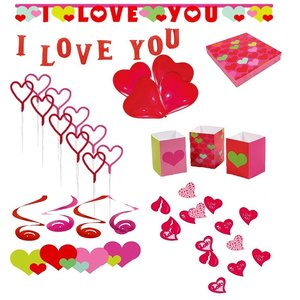 I Love You: Herzen-Box für Verliebte