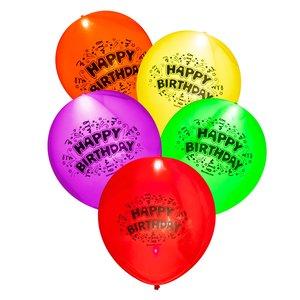 Illooms: Happy Birthday - LED (5 Pezzi)