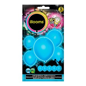 Illooms: Blue Dream - LED (5er Set)