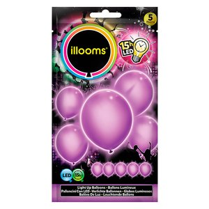 Illooms: Purple Dream - LED (5er Set)