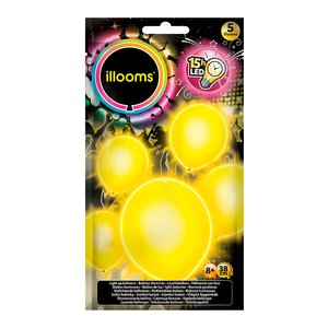 Illooms: Yellow Dream - LED (5er Set)