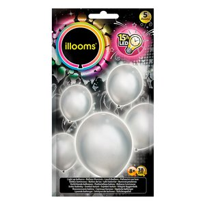 Illooms: Silver Dream - LED (5 Pièces)