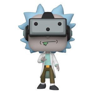 POP! - Rick & Morty: Gamer Rick