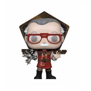 POP! - Stan Lee: Stan Lee in Ragnarok Outfit