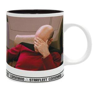 Star Trek: Picard's Facepalm