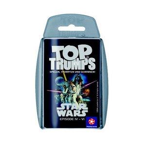 Star Wars: Top Trumps - Episode IV-VI