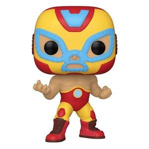 POP! - Marvel Luchadores: Iron Man