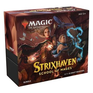 Magic the Gathering: Strixhaven: Akademie der Magier - Bundle - EN