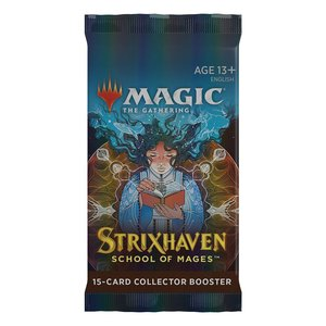 Magic the Gathering: Strixhaven: Akademie der Magier - Sammler-Booster - EN