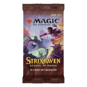 Magic the Gathering: Strixhaven: Akademie der Magier - Set-Booster - EN