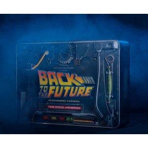 Retour vers le futur: Time Travel Memories Kit - Plutonium Edition - Emballage cassé