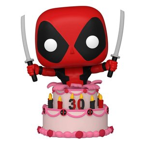 POP! - Deadpool - 30th Anniversary: Deadpool in Cake