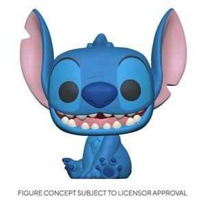 POP! - Lilo & Stitch: Smiling Seated Stitch